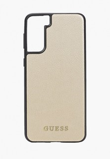Чехол для телефона Guess Galaxy S21+, PU Iridescent Gold
