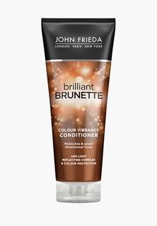 Кондиционер для волос John Frieda Brilliant Brunette COLOR VIBRANCY для сияния темных волос, 250 мл