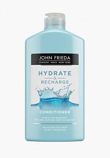 Кондиционер для волос John Frieda Увлажняющий для сухих, ослабленных и поврежденных волос серии «HYDRATE&RECHARGE», 250 мл