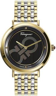Женские часы в коллекции Logomania Женские часы Salvatore Ferragamo SFYH00421