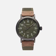 Наручные часы Timex Standard, цвет зелёный