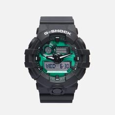 Наручные часы CASIO G-SHOCK GA-700MG-1AER, цвет чёрный