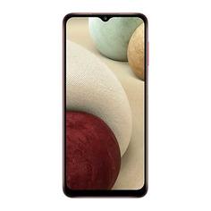 Смартфон SAMSUNG Galaxy A12 64Gb, SM-A125F, красный