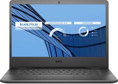 Ноутбук Dell Vostro 3400-5612 (черный)