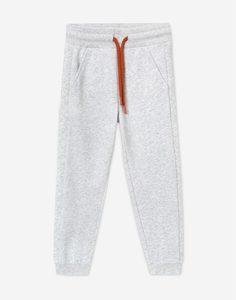 Серые спортивные брюки Jogger для мальчика Gloria Jeans