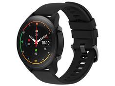 Умные часы Xiaomi Mi Watch Black BHR4550GL Выгодный набор + серт. 200Р!!!