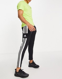 Черные джоггеры adidas Football Squad 21-Черный цвет