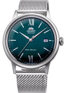Японские наручные мужские часы Orient RA-AC0018E10B. Коллекция AUTOMATIC