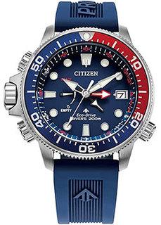 Японские наручные мужские часы Citizen BN2038-01L. Коллекция Promaster