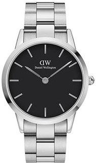 fashion наручные мужские часы Daniel Wellington DW00100342. Коллекция ICONIC LINK
