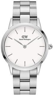 fashion наручные женские часы Daniel Wellington DW00100203. Коллекция ICONIC LINK