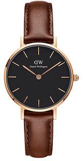 fashion наручные женские часы Daniel Wellington DW00100225. Коллекция ST_MAWES