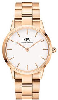 fashion наручные женские часы Daniel Wellington DW00100209. Коллекция ICONIC LINK