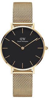 fashion наручные женские часы Daniel Wellington DW00100347. Коллекция EVERGOLD