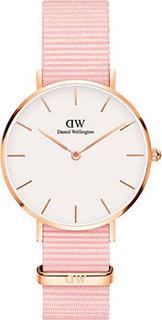 fashion наручные женские часы Daniel Wellington DW00100317. Коллекция DOVER