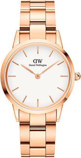 fashion наручные женские часы Daniel Wellington DW00100211. Коллекция ICONIC LINK