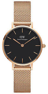 fashion наручные женские часы Daniel Wellington DW00100217. Коллекция MELROSE