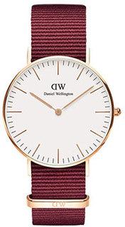 fashion наручные женские часы Daniel Wellington DW00100271. Коллекция ROSELYN
