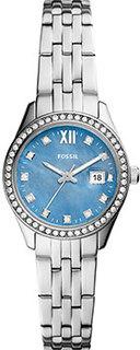 fashion наручные женские часы Fossil ES5074. Коллекция Scarlette Micro