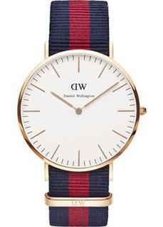 fashion наручные мужские часы Daniel Wellington 0101DW. Коллекция Oxford