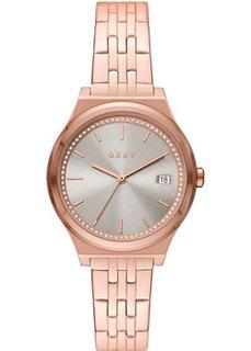 fashion наручные женские часы DKNY NY2950. Коллекция Parsons