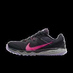 Женские кроссовки для трейлраннинга Nike Juniper Trail - Черный