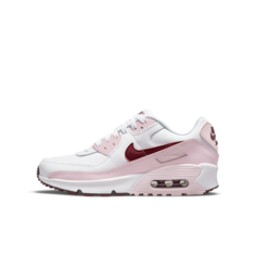 Кроссовки для школьников Nike Air Max 90 LTR - Белый