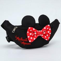 Сумка поясная текстильная Disney