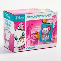 Алмазная вышивка на копилках коты аристократы: кошечка мари Disney