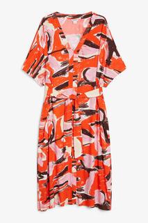 Пляжное платье с V-образным вырезом Monki