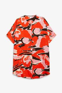 Платье-рубашка оверсайз Monki