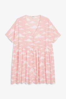 Платье в стиле бэби-долл Monki