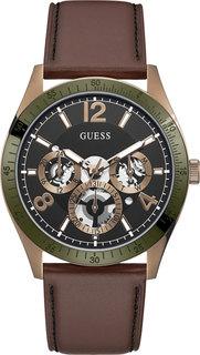 Мужские часы в коллекции Dress Steel Мужские часы Guess GW0216G2