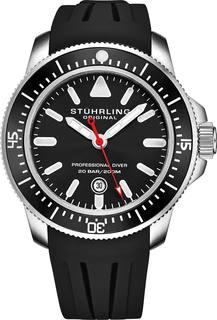 Мужские часы в коллекции Aquadiver Мужские часы Stuhrling 935.01