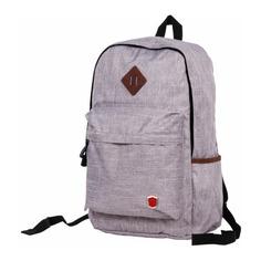 Рюкзак Polar 16009 30x45x15см 20.5л. 0.47кг. полиэстер/нейлон серый