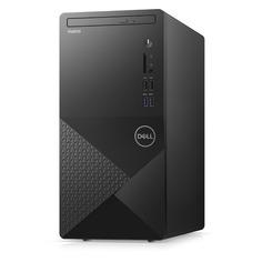 Компьютер Dell Vostro 3888, Intel Pentium Gold G6400, DDR4 4ГБ, 1000ГБ, Intel UHD Graphics 610, DVD-RW, CR, Linux, черный [3888-2826]