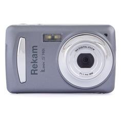 Цифровой фотоаппарат Rekam iLook S740i, черный