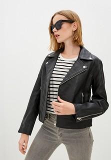 Куртка кожаная Calvin Klein ICONS