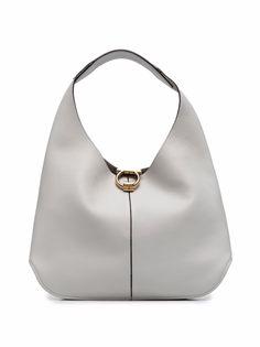 Salvatore Ferragamo сумка-хобо с декором Gancini