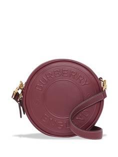 Burberry сумка на плечо Louise с тисненым логотипом