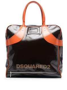 Dsquared2 сумка на плечо с логотипом