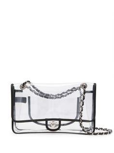 Chanel Pre-Owned сумка на плечо 2008-го года с логотипом CC