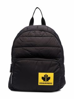 Dsquared2 Kids стеганый рюкзак