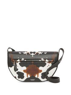 Burberry сумка Olympia с камуфляжным принтом