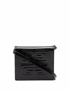 Givenchy мини-сумка с логотипом 4G