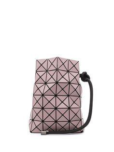 Bao Bao Issey Miyake сумка через плечо Wring Matte с геометричным узором