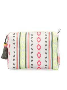 Sunuva пляжная сумка в полоску