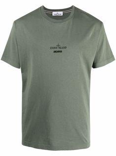 Stone Island футболка Archivio
