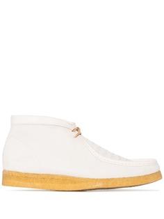 Clarks Originals ботинки дезерты Wallabee