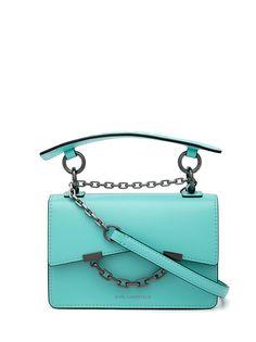 Karl Lagerfeld сумка на плечо K/Karl Seven размера мини
